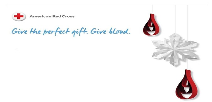 Blood Drive - Friday, December 9th - 15 Cornell Road