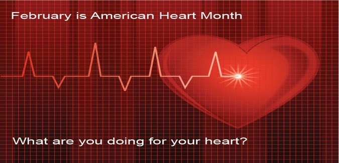 Give the gift of a healthy heart this year for Valentine's Day!